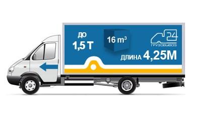 2 - Вывоз мусора контейнером