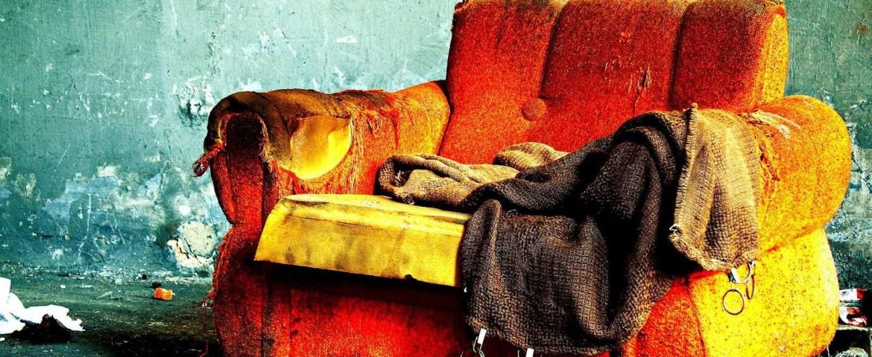 Как избавиться от старой мебели?