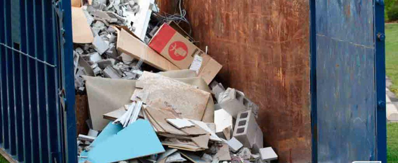 Об экологической стороне вывоза строймусора