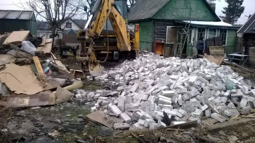 вывоз строительного мусора лицензия