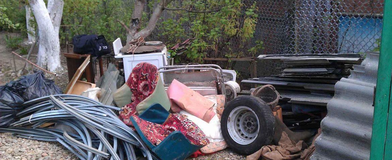 Как организовать вывоз бытового мусора и прочих отходов?