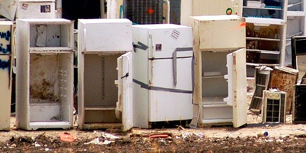 refrigerator recycling - Вывоз холодильников