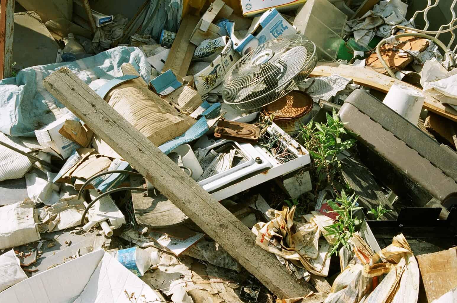 акции на вывоз мусора
