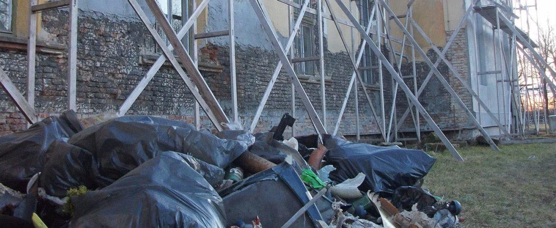 Как сортируют строительный мусор?