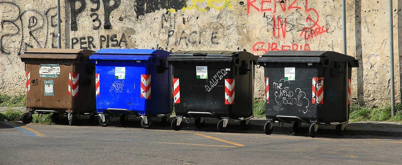 Методы  обезвреживания мусора
