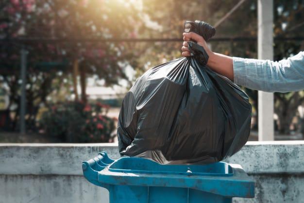 Вывоз мусора Ломоносов фото