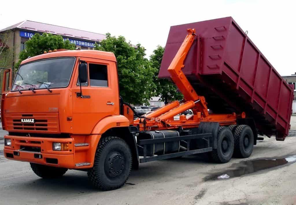 vyvoz musora puhto 1024x707 - Вывоз мусора ПУХТО